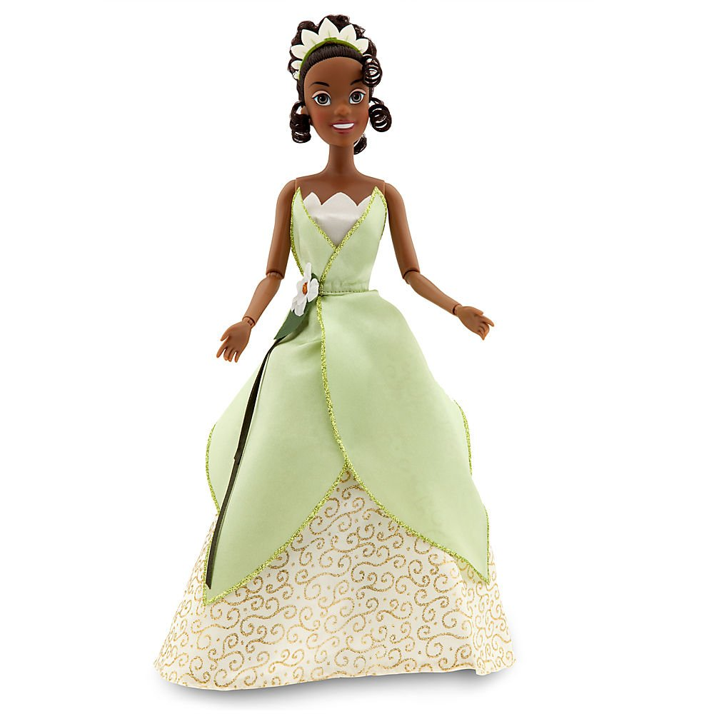 Amazoncom Disney Princess Tiana Doll  12 Toys  Games