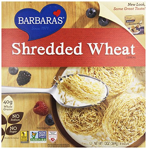 Barbaras Bakery Fat (Barbara's Bakery, Shredded Wheat, 13)