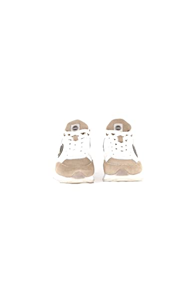 COLMAR Damen Sneaker Travis Prime Logo beige White 40  Amazon.de ... d1f0eb35498