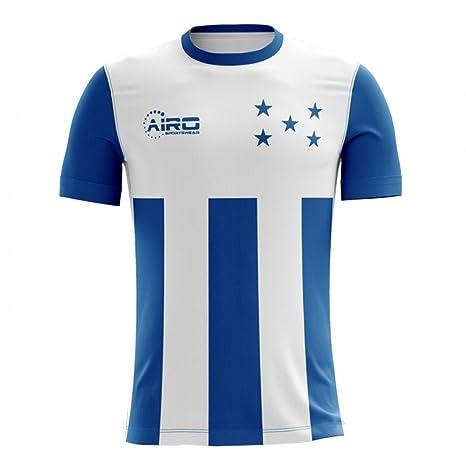 b7a3ff934e1e Amazon.com   Airo Sportswear 2018-2019 Honduras Home Concept Football  Soccer T-Shirt Jersey (Kids)   Sports   Outdoors