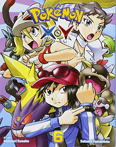 Pokémon X•Y, Vol. 6