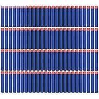 StillCool Nerf Darts 7.2cm 200 Stück blue Foam Pfeile Patronen für Nerf N-Strike Elite Series Blasters Retaliator Longstrike Longshot Vulcan Spielzeug Stampede Minigun Recon scharfschützengewehr Zubehör (Ohne Bandolier )