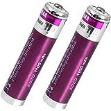 Akku-King Batterie pour Sennheiser Wireless Headset HDR 110, HDR 120, HDR 160, HDR 170, HDR 220 - Ni-MH 1100mAh