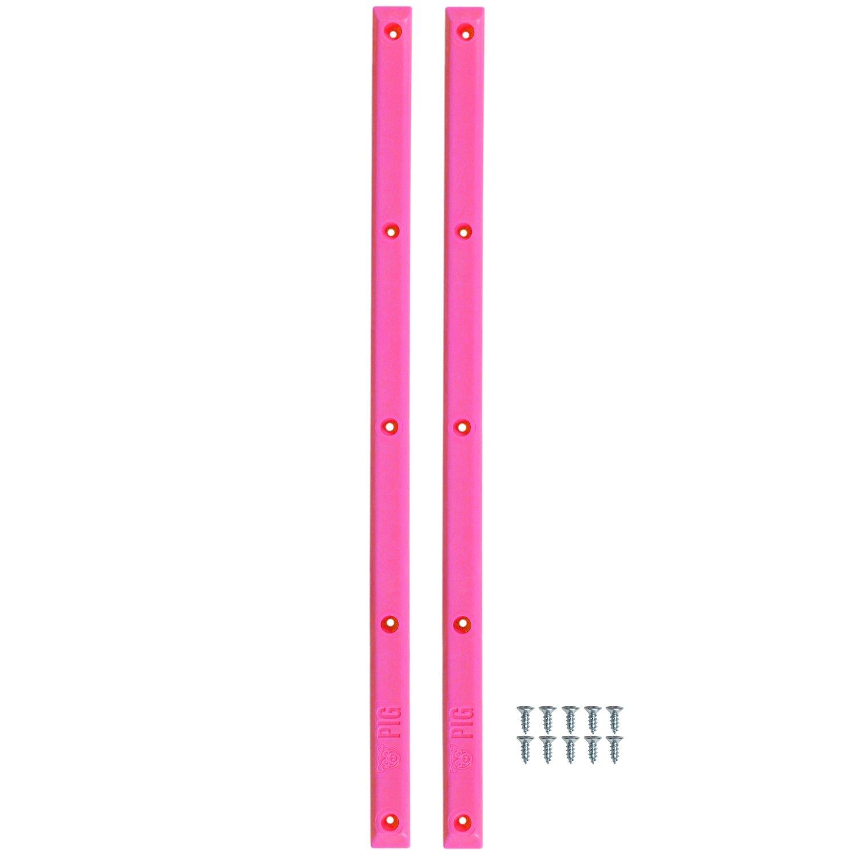 Pig Board Rails - Neon Pink