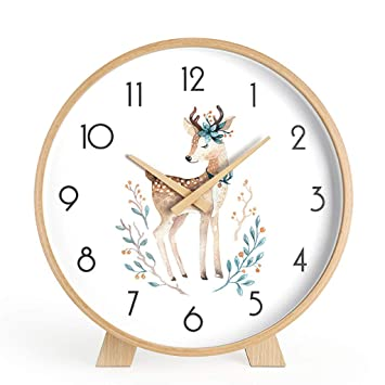 Relojes de Chimenea Familiares Reloj de Escritorio de Madera ...
