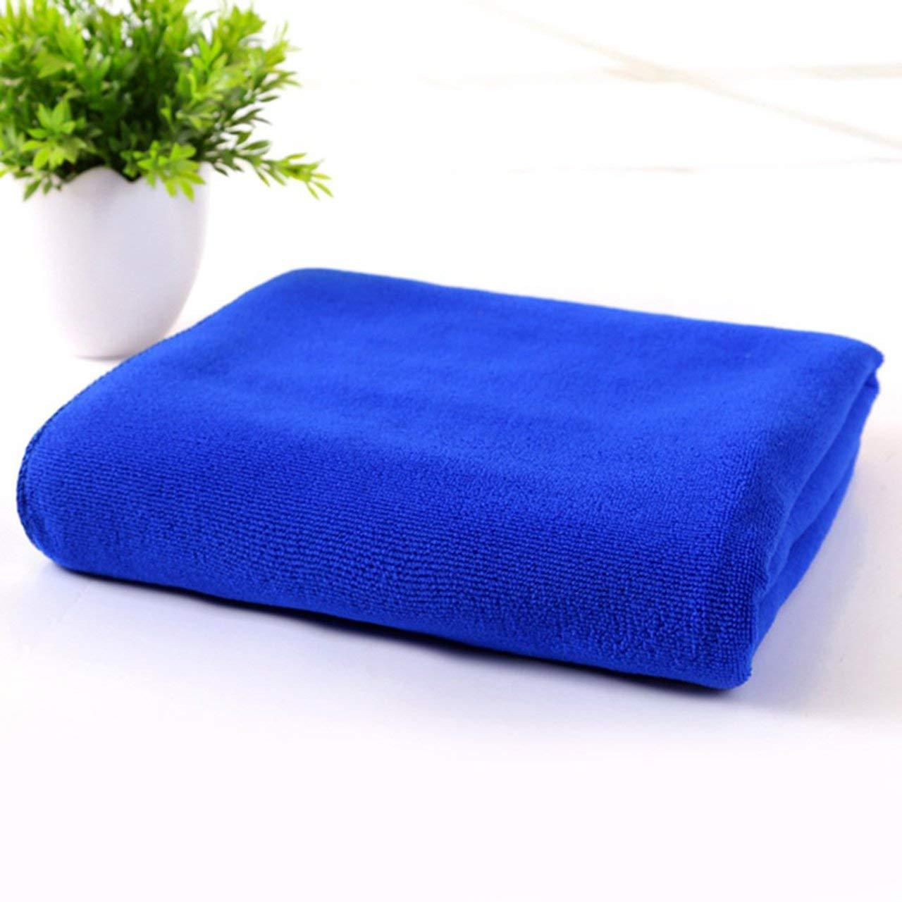 Blu Reale ITjasnyfall Jasnyfall Asciugamano Multifunzione in Microfibra Assorbente Veloce Asciugamano da Spiaggia Asciugamano per Bagno Costumi da Bagno Asciugamano Asciugamani per Il Fitness Sport