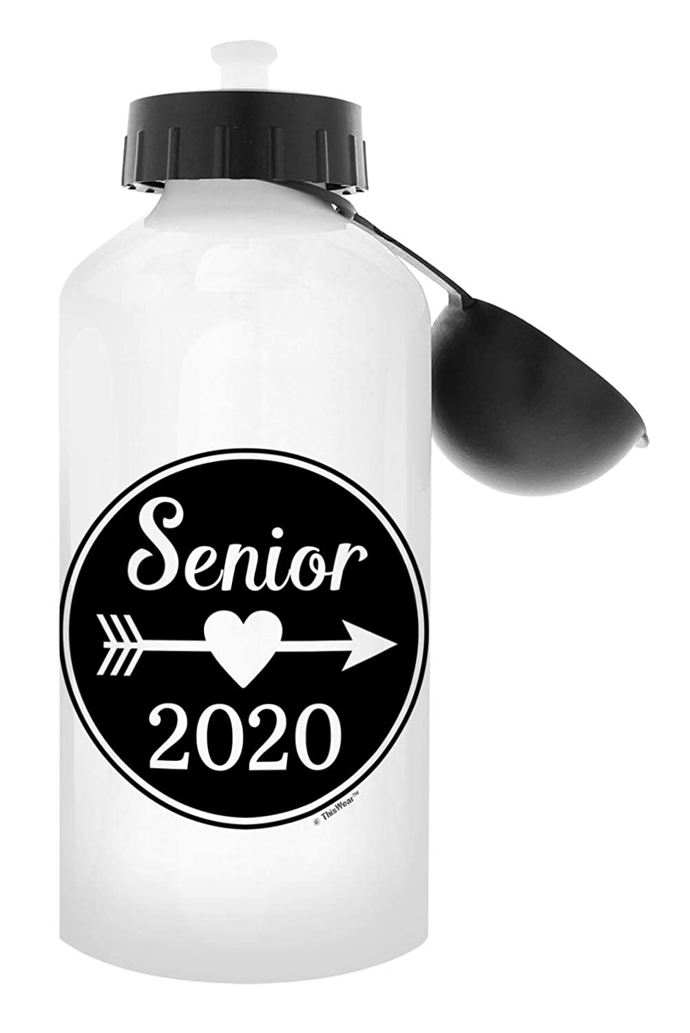 Best Gifts For College Students 2020.Thiswear Graduation Gifts Class Of 2020 Senior 2020 Heart Seniors Graduation Gifts For Women Graduation Party Gift 20 Oz Aluminum Water Bottle With