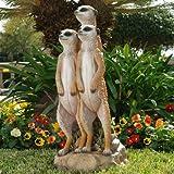 Design Toscano Statue Meerkat Gang For Sale
