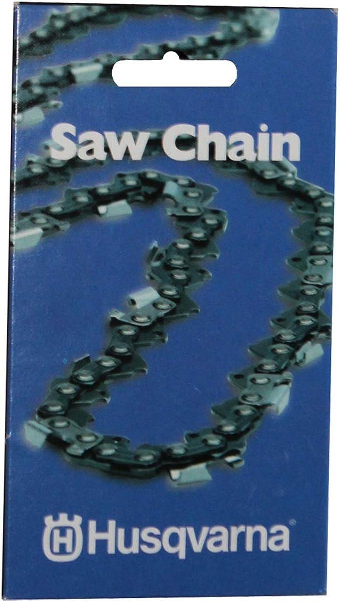"qty 3 Husqvarna 18/"" .325 Pitch .058 Gauge H25 Lowvib 72 Drive Link Chain"