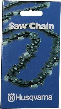 """Chaine de tronconneuse adapté pour Husqvarna 445 38 Cm 325/"""" 64 TG 1,5 mm Halbmeißel Chain"""
