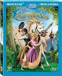Enredados (Combo blu_ray + DVD) [Blu-ray]