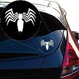 Yoonek Graphics Spiderman Venom Vinyl Decal Sticker