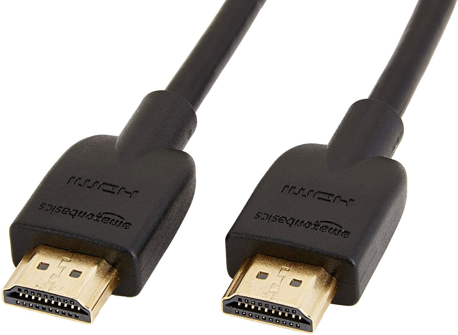 AmazonBasics High-Speed HDMI Cable, 3 Feet, 1-Pack