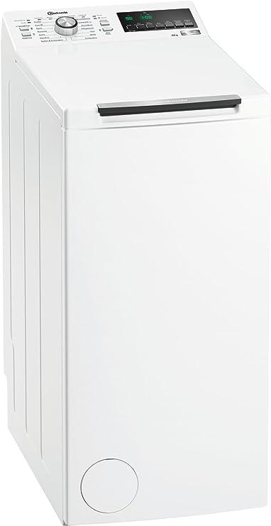 Bauknecht WAT Prime 652 Z Waschmaschine TL/A+++ / 122 kWh/Jahr / 1200 UpM / 6 kg/Extrem leise mit 48 db/ZEN Direktantrieb/wei
