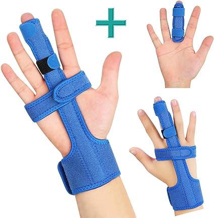ejercicios para dedo en gatillo