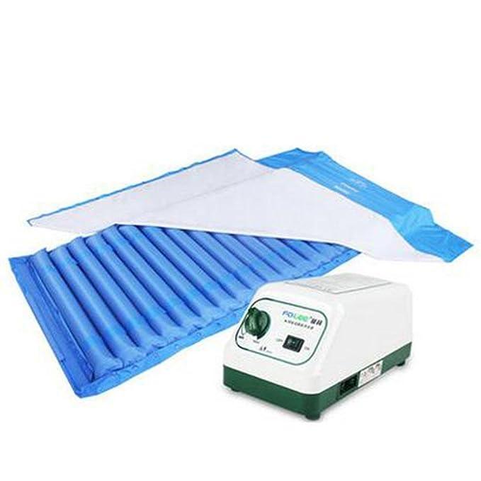 Xuan Drive Medical Prevent Decubitus Colchón Inflable Tratamiento Alivio del Dolor Everlasting Comfort 188X81X8CM: Amazon.es: Deportes y aire libre