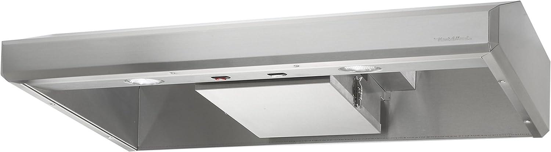 """B001X5R44Q Vent-A-Hood SLH6K30 SLH6-K30 BL K-Series Under Cabinet Range Hood, 30"""", Black 61yy-6jAjeL.SL1500_"""