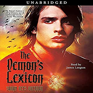 The Demon's Lexicon Audiobook