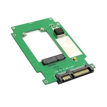 El 50mm Mini PCI-E SSD mSATA de 2,5