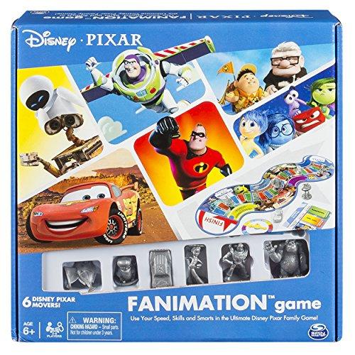 Spin Master Games - Disney Pixar Fanimation ()
