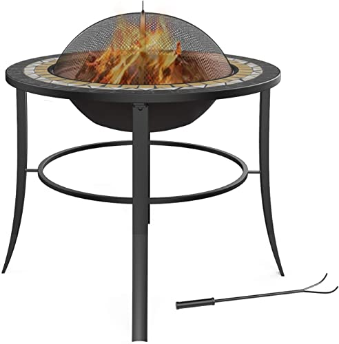 Mecor Outside Fire Pit