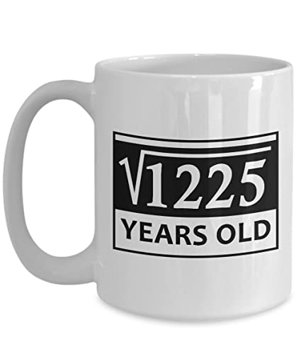 Unique Gifts For Her 35th Birthday Mugs 15 Oz