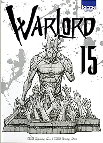 Warlord, Tome 15 : Amazon co uk: Byung-Jin Kim, Clair Obscur, Sung