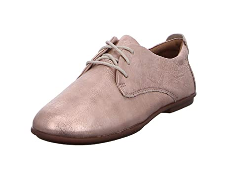 classic fit luxuriant in design dependable performance Clarks Womens Shoe Un Coral Lace Rose Gold