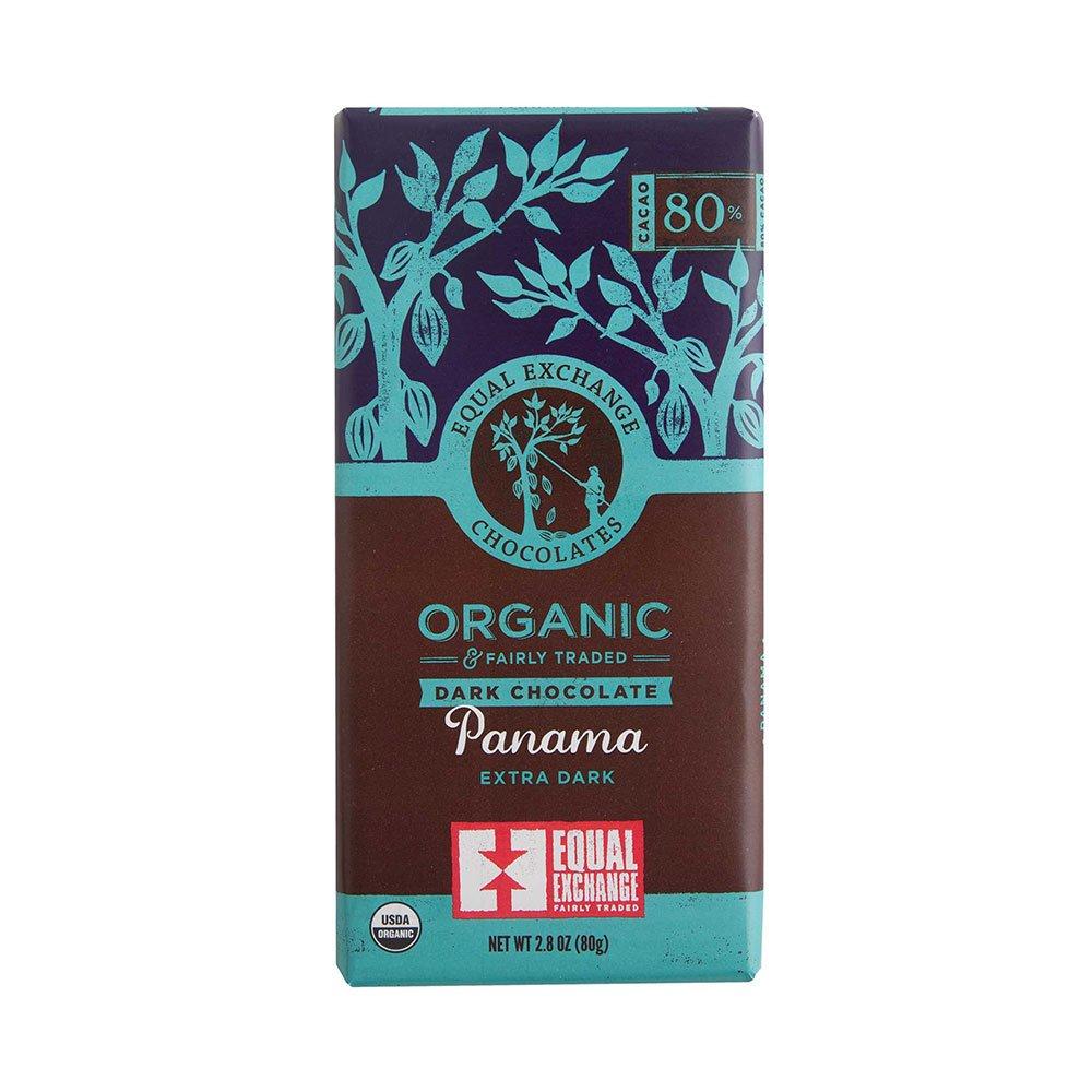 Amazon.com : Equal Exchange Organic Panama Extra Dark Chocolate ...