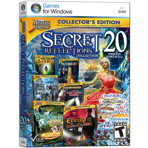 Mystery Masters: Secret Reflections Collection (Halloween Pc Games)