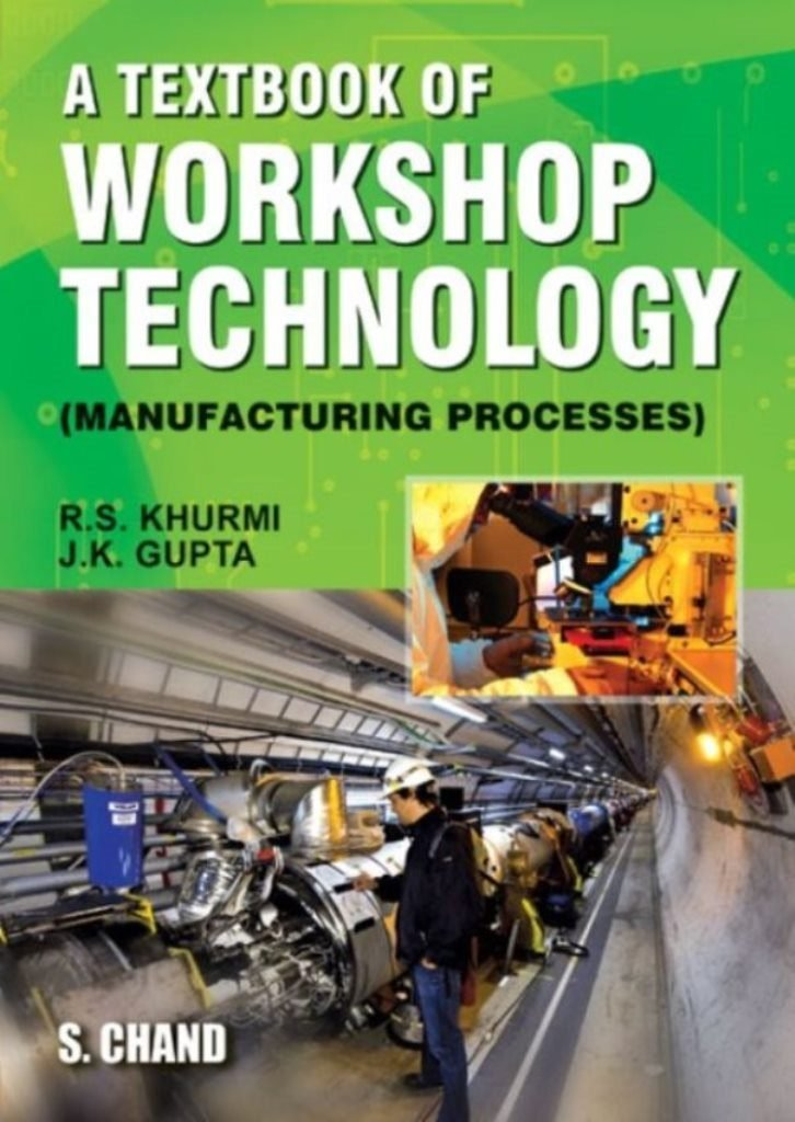 Buy A Textbook of Workshop Technology: Manufacturing