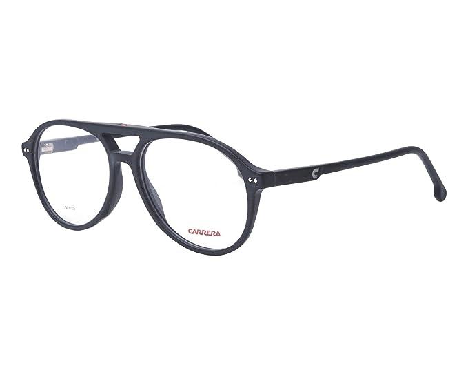 9eaaa9536a1 Amazon.com  Eyeglasses Carrera 2002 T V 0003 Matte Black  Clothing