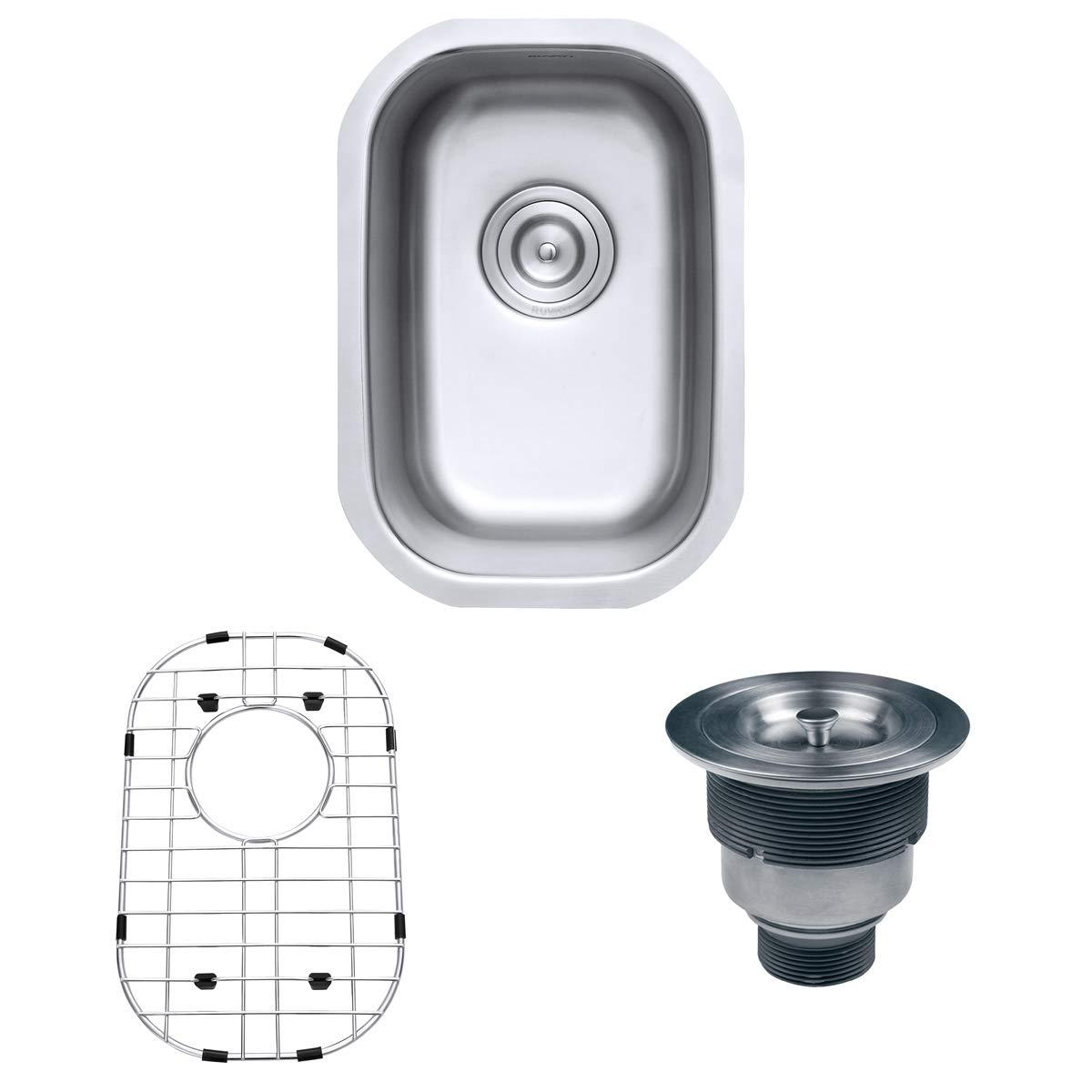 1. Ruvati RVM4111 Undermount Bar Prep Sink