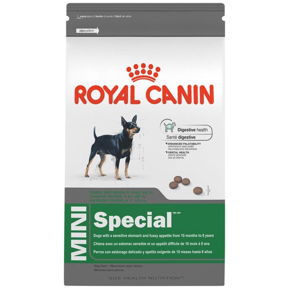 royal canin size health nutrition mini special dry dog food 3 5 pound ebay. Black Bedroom Furniture Sets. Home Design Ideas