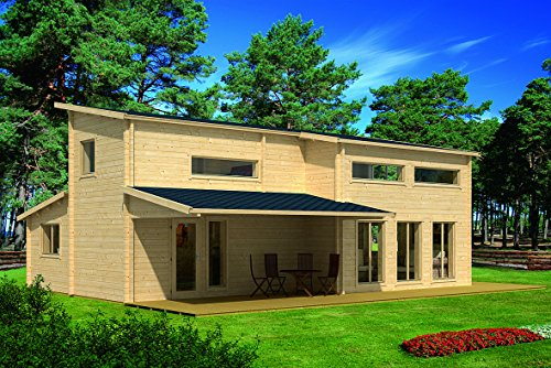 Allwood Eagle Point | 1108 SQF Kit Cabin - Log Cabin Home Kits