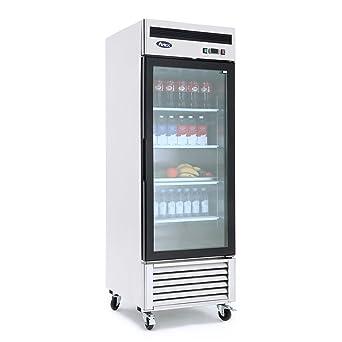 Amazon.com: Nevera Congelador Comercial, Atosa mcf8701 ...