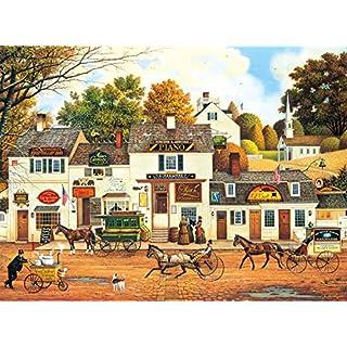 Buffalo Games - Charles Wysocki - Olde Cape Cod - 1000 Piece Jigsaw Puzzle