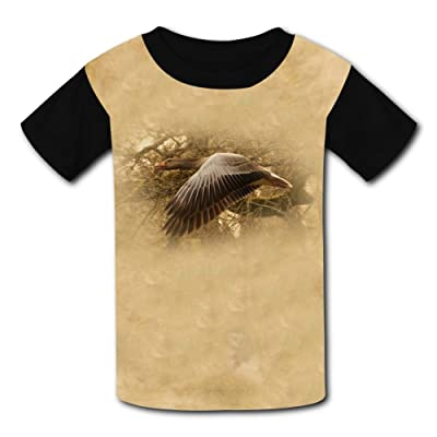 Mmm fight Wild Goose Light Weight T-Shirt 2017 The Latest Version for Kidsfree Postage
