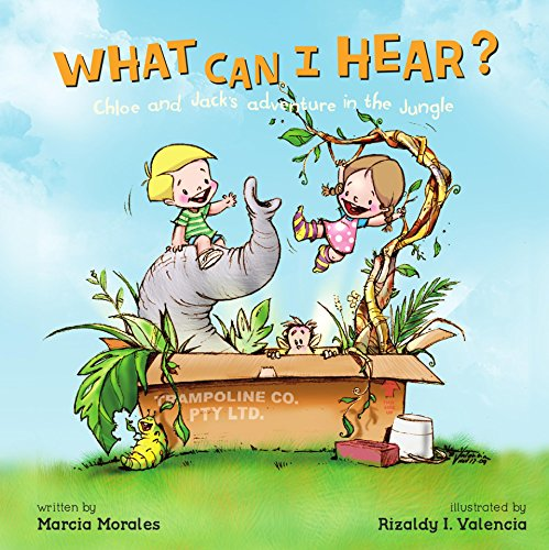 What Can I Hear ?: Chloe and Jack