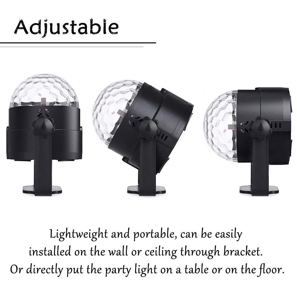 thegymyarraville.com.au Disco Ball Lamps Home & Garden 2 Pack ...