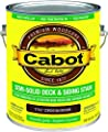 Cabot Deck And Siding Stain Cordovan Brown Semi-Solid 1 Gl