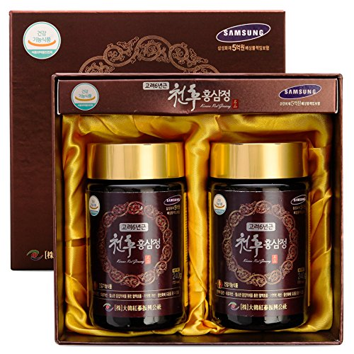 Cheap Korean Red Ginseng Extract 240g / 8.5oz (240g x 2bottles)