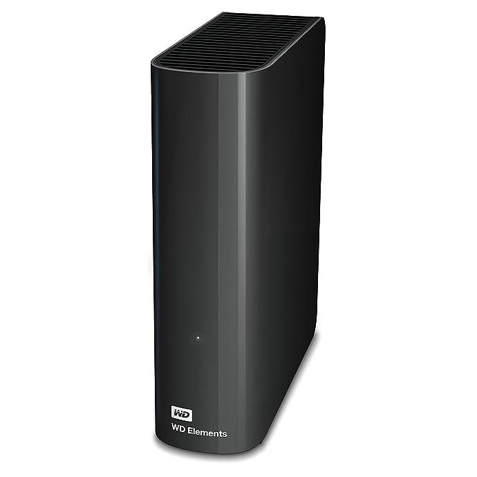 Western Digital 西部数据 WDBWLG0060HBK 3.5英寸桌面式外置硬盘 6TB ¥759秒杀