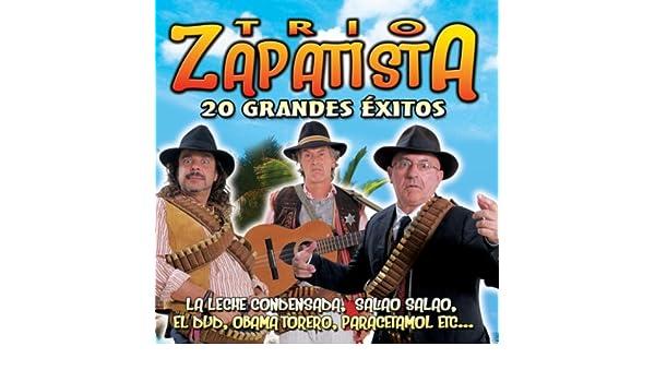 La Leche Condensada by Trio Zapatista on Amazon Music ...