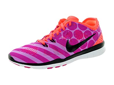 NIKE FREE 5.0 TR FIT 5, WOMEN'S RUNNING SHOES PURPLE