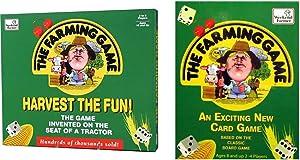 Weekend Farmer The Farming Game & The Farming Game: Card Version