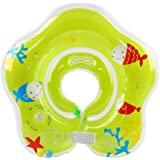 Baby Floating Swim Ring PVC Inflatable Baby Shoulder Strap Swimming Ring