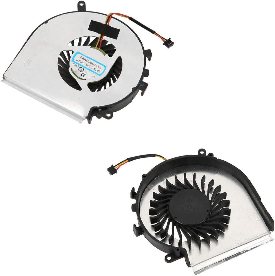 CPU Cooling Fan para MSIed GE62 GL62 GE72 GL72 GP62 GP72 PE60 PE70 Series Byged CPU Cooler