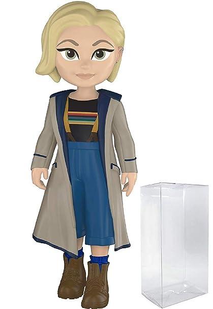 Amazon.com: Funko Rock Candy: Doctor Who – Figura de vinilo ...