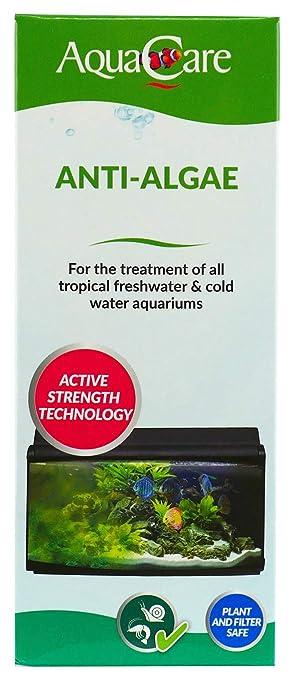 Fish & Aquariums Cleaning & Maintenance Aqua Care Anti Algae For Aquariums Special Buy